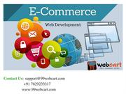 E-commerce Development In India