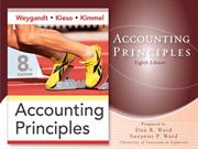 Accounting Principles 8th Weygars Kieso Kimmel Chapter 22
