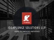 Mobility Solutions, Bigdata, IOT -Digital Transformation | Ideaplunge