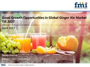 Ginger Ale Market 2017-2027 Shares, Trend and Growth Report