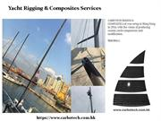 Yacht Rigging & Composites Services