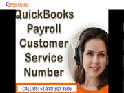 Quickbooks Phone Number @ USA TOLL FREE +1-888 307 3506