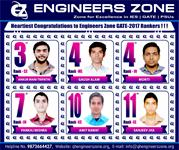Get Top Rank-IES,GATE and PSUs Coaching by Ex-IES and Expert Team