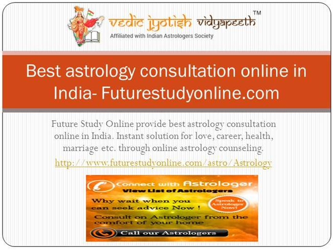 indian astrology online consultation