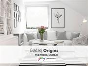 Godrej Origins The Trees Luxurious Apartments in Vikhroli Mumbai