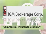 Commercial Insurance Bronx NY