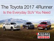 The Toyota 2017 4Runner is the everyday SUV you need