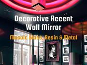 Decorative Wall Mirror for Wall Decor