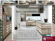 How to design a perfect kitchen on a budget by Wilson Fink