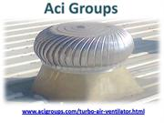Top Air ventilators and Turbo Air Ventilators Manufacturers in Delhi