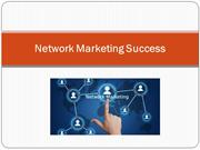 Tips for Network Marketing Success - Riccardo Vieri