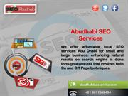 SEO expert Abu Dhabi: Leads towards Prospective Clients