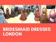 Bridesmaid Dresses London is very famous