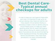 Best Dentists Brampton-Sandalwood Smiles Dentistry