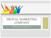 Digital marketing Company In Delhi | Digital marketing Company
