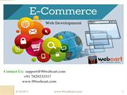 E-commerce Website Development In Bangalore