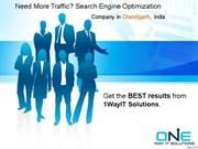 Best Search Engine Optimization Company in Mohali, India