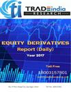 Derivative Daily Report for 20 Apr 2017 TradeIndia Research
