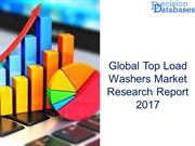 Global Top Load Washers Market Research Report 2017