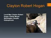 Clayton Robert Hogan - Mount Washington