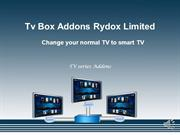 Renovate your Normal Tv to Smart Tv