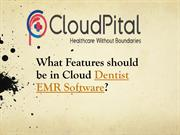 dentist EMR software