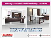 Revamp Your Office with Executive Office Chairs