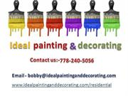 Give a new look to your home with paint by perfect painters in Langley