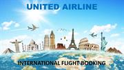 United airline booking helpline