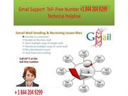 Google Call 1-844-204-9299  Email technical support phone number