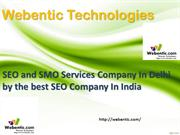 SEO and SMO Services Company In Delhi -SEO Services Company in Delhi,N