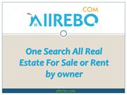 One Search All Real Estate For Sale or Rent by owner   AllRebo