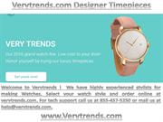Verytrends.com Watches New Stocks Available Buy@ Verytrends.com now