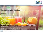 Research Report Covers the Baobab Powder Market