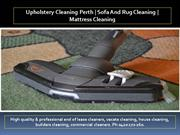 Local Upholstery Cleaning Services – Professional Upholstery Cleaners