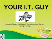 Computer Repairs In Melbourne- Your I.T. Guy