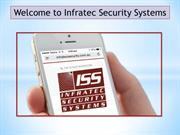 Monitored Home Security Adelaide - Infratec Security Systems