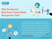 What Do Agencies Need from a Social Media Management Tool?