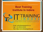 Best Training Institute In Indore – IT Training Indore