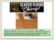 Laminate Floor Installation Chicago- Classic Floors Chicago