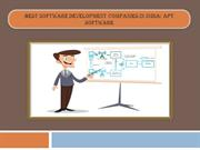 Best Software Development Companies in India: APT Software