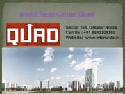 WTC Quad Greater Noida 1 BHK Apartments