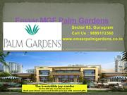 Emaar MGF Palm Gardens Apartments