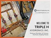 Triple H Hydronics Inc. – Buy the Best Hydronic Heating Panels!