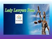 Lady Lawyers in Pune  12-10-2016