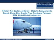 Aviation Test Equipment Market Research Report 2017 - 2024