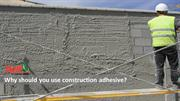 Why should you use construction adhesive