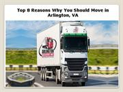 Reasons to Choose the Best Moving company Arlington