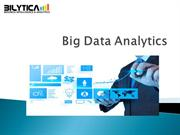 Big data Analytics Solutions