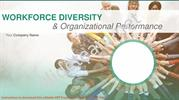 Workforce Diversity And Organizational Performance Powerpoint Presenta
